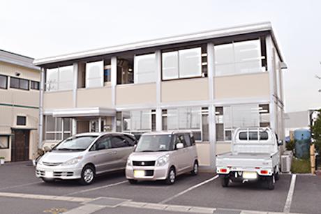 京葉ターミナル協同組合内にあります。