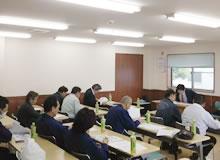 荷主企業との安全対策会議